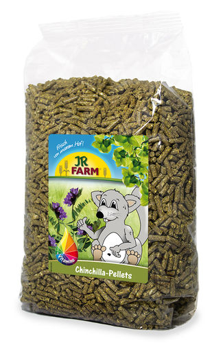 JR Farm Chinchilla-Pellets 1 kg