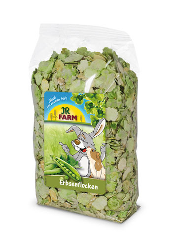 JR Farm Erbsenflocken 200 g