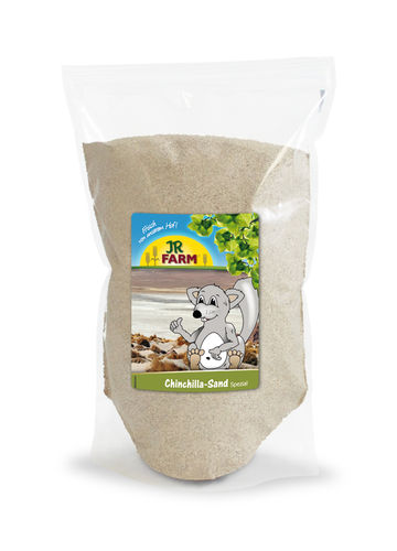 JR Farm Chinchilla-Sand Spezial 4 kg