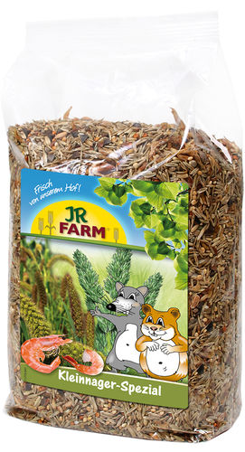 JR Farm Kleinnager-Spezial 600 g